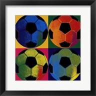 Ball Four - Soccer Fine-Art Print