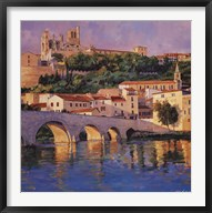 French Reflections Fine-Art Print
