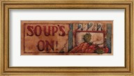 Soup's On Fine-Art Print