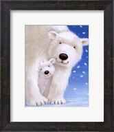Fluffy Bears I Fine-Art Print