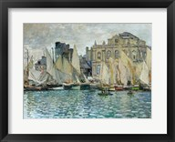 View of Le Havre, 1873 Fine-Art Print