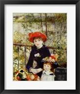 Two Sisters Fine-Art Print