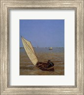 Starting Out After Rail, 1874 Fine-Art Print