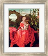 Virgin and Child 'Madonna with the Iris', 1508 Fine-Art Print