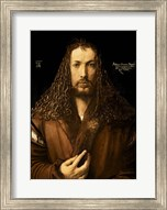 Self Portrait at the Age of Twenty-Eight, 1500 Fine-Art Print