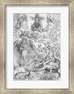 Apocalyptical scene, from the 'Apocalypse' Fine-Art Print