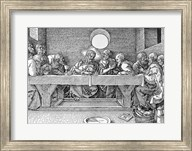 The Last Supper, pub. 1523 Fine-Art Print