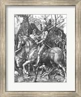 The Knight, Death and the Devil, 1513 Fine-Art Print