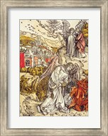 Angel with the Key of the Abyss, 1498 Fine-Art Print