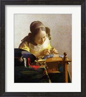 The Lacemaker Fine-Art Print