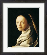 Portrait of a Young Woman Fine-Art Print