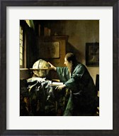 The Astronomer, 1668 Fine-Art Print