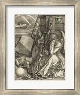 Melencolia I Durer, Albrecht Fine-Art Print