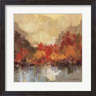 Fall Riverside II Fine-Art Print