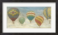 Up in the Air Panorama Fine-Art Print