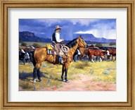 Great American Cowboy Fine-Art Print