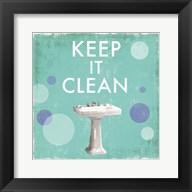 Keep it Clean Fine-Art Print