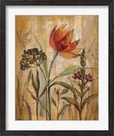 Aquarelle Garden I Fine-Art Print