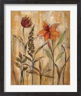 Aquarelle Garden II Fine-Art Print