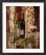 Graffiti and Wine III Fine-Art Print