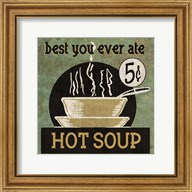 Hot Soup Fine-Art Print