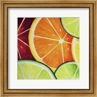 Sliced Orange Fine-Art Print