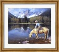 Colorado Cowboy Fine-Art Print