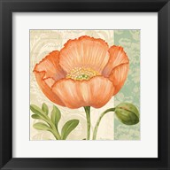 Pastel Poppies II Fine-Art Print