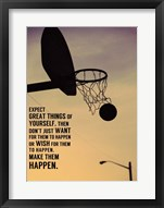 Expect Great Things Fine-Art Print