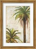 Palms & Scrolls I Fine-Art Print