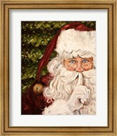Secret Santa II Fine-Art Print