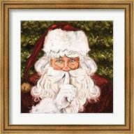 Secret Santa I Fine-Art Print