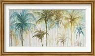 Watercolor Palms Fine-Art Print