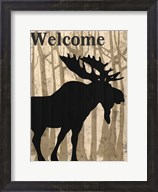 Welcome To The Lodge Fine-Art Print