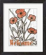 Welcome Poppies Fine-Art Print