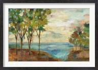 View of the Lake Fine-Art Print