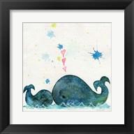 Love You Whales Fine-Art Print