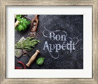 Bon Appetit Herbs and Spices Fine-Art Print