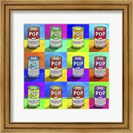 Pop Art - Soup Fine-Art Print