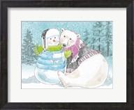 Polar Cap Friends III Fine-Art Print