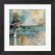 Morning Fjord Square II Fine-Art Print