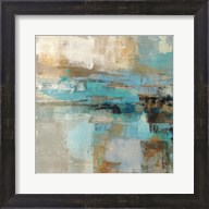 Morning Fjord Square I Fine-Art Print