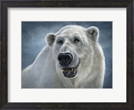 Polar Bear Totem Fine-Art Print