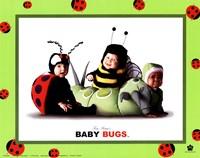 Baby Bugs Framed Print