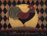 Rise N' Shine Framed Print