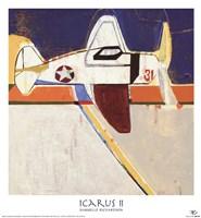Icarus II Framed Print