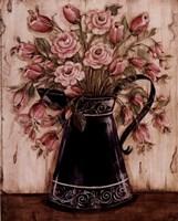 Ladies in Black II Framed Print