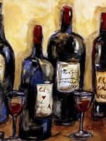 Wine Bar (Detail) Framed Print