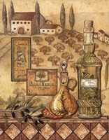 Flavors Of Tuscany I - Mini Framed Print