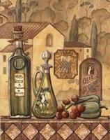 Flavors Of Tuscany III - Mini Framed Print